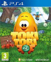 hra pre Playstation 4 Toki Tori 2+