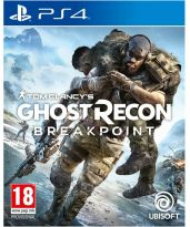 Tom Clancys Ghost Recon: Breakpoint CZ (PS4) + DLC