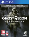 hra pro Playstation 4 Tom Clancys Ghost Recon: Breakpoint - Ultimate Edition