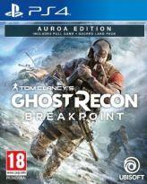 Tom Clancys Ghost Recon: Breakpoint CZ (PS4) + darček kľúčenka