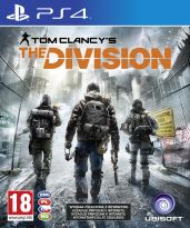 hra pre Playstation 4 Tom Clancys: The Division