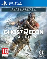 hra pro Playstation 4 Tom Clancy's Ghost Recon: Breakpoint - Auroa Edition EN