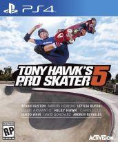 hra pre Playstation 4 Tony Hawks Pro Skater 5
