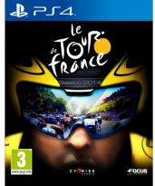 hra pre Playstation 4 Tour de France 2014 [Promo]