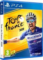 hra pro Playstation 4 Tour de France 2020