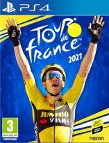 hra pro Playstation 4 Tour de France 2021