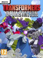 Hra pre PC Transformers: Devastation