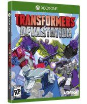 hra pre Xbox One Transformers: Devastation