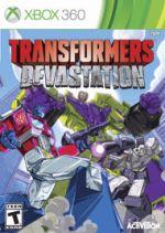 Hra pre Xbox 360 Transformers: Devastation