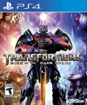hra pro Playstation 4 Transformers: Rise of the Dark Spark
