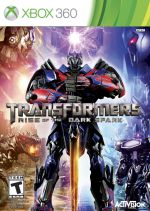 Hra pre Xbox 360 Transformers: Rise of the Dark Spark