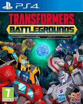 hra pro Playstation 4 Transformers: Battleground
