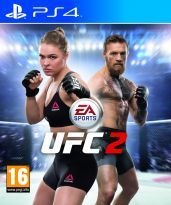 hra pre Playstation 4 EA Sports UFC 2
