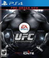 hra pre Playstation 4 EA Sports UFC: Special Edition