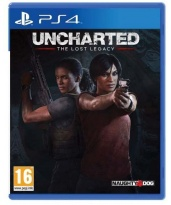hra pre Playstation 4 Uncharted: The Lost Legacy