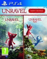 hra pro Playstation 4 Unravel Yarny Bundle