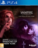 hra pro Playstation 4 Vampire: The Masquerade - Coteries of New York + Shadows of New York