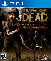 hra pre Playstation 4 Walking Dead: Season 2