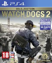 hra pro Playstation 4 Watch Dogs 2 CZ (GOLD Edition)