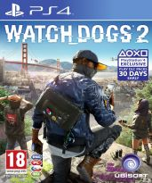 hra pre Playstation 4 Watch Dogs 2 CZ