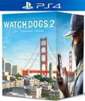 hra pre Playstation 4 Watch Dogs 2 CZ (San Francisco Edition)