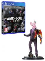 Watch Dogs: Legion - Ultimate Edition + Figúrka Resistant of London (PS4)