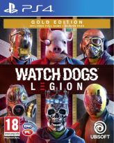 Watch Dogs: Legion - Gold Edition (PS4)