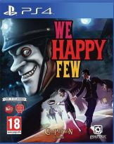 hra pre Playstation 4 We Happy Few