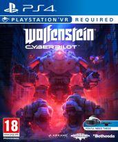 hra pro Playstation 4 Wolfenstein: Cyberpilot VR
