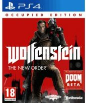 hra pre Playstation 4 Wolfenstein: The New Order (Occupied Edition)