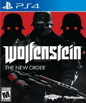 hra pre Playstation 4 Wolfenstein: The New Order