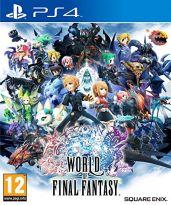 hra pre Playstation 4 World of Final Fantasy