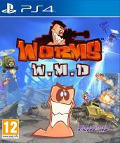 hra pro Playstation 4 Worms W.M.D