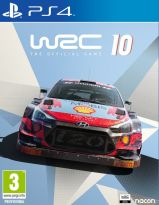 hra pro Playstation 4 WRC 10