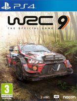 WRC 9 (PS4) + darček plagát +  dlc