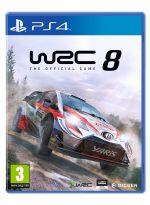 hra pre Playstation 4 WRC 8