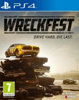 hra pro Playstation 4 Wreckfest