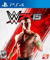 hra pre Playstation 4 WWE 2K15
