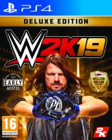 hra pre Playstation 4 WWE 2K19 - Deluxe Edition
