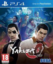 hra pre Playstation 4 Yakuza 0
