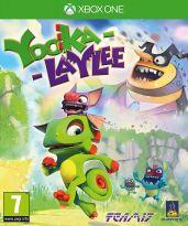 hra pro Xbox One Yooka-Laylee