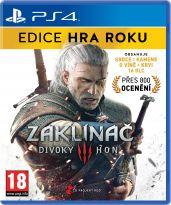 Zaklínač 3: Divoký hon (Edice Hra Roku) (PS4)