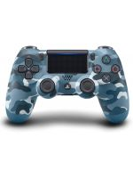 Gamepad DualShock 4 Controller v2 - (Blue Camouflage) (PS4HW)