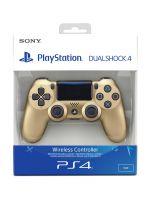 Príslušenstvo ku konzole Playstation 4 Gamepad DualShock 4 Controller v2 - Zlatý