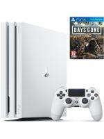 Příslušenství ke konzoli Playstation 4 Konzole PlayStation 4 Pro 1TB - Glacier White + Days Gone