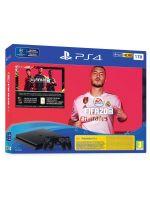 Konzola PlayStation 4 Slim 1TB + FIFA 20 + 2x ovládač (PS4HW) + darček tričko
