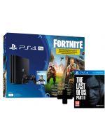 Příslušenství ke konzoli Playstation 4 Konzole PlayStation 4 Pro 1TB + Fortnite + The Last of Us Part II
