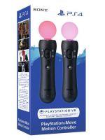Příslušenství ke konzoli Playstation 4 PlayStation Move - pohybový ovladač (Twin Pack)