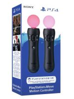 PlayStation Move - pohybový ovládač (Twin Pack) (PS4HW)