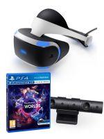 Príslušenstvo ku konzole Playstation 4 PlayStation VR + kamera